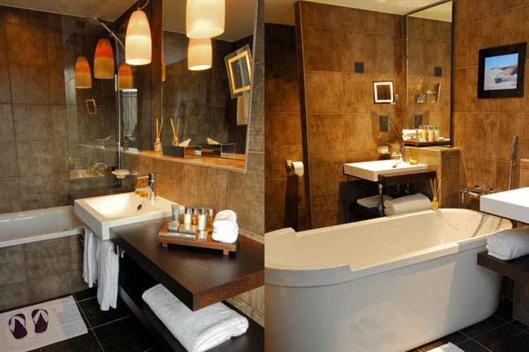 Bathroom - Eastwest Hotel - Ginebra