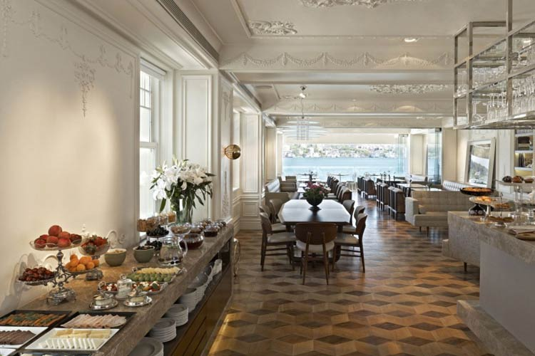Restaurant - The House Hotel Bosphorus - Istanbul