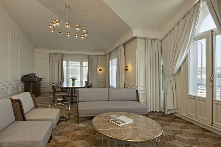 Penthouse Suite - The House Hotel Bosphorus - Istanbul