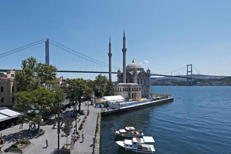 Views - The House Hotel Bosphorus - Istanbul