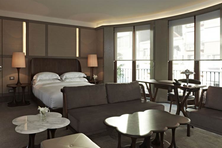 Deluxe Double Room - The House Hotel Nisantasi - Istanbul