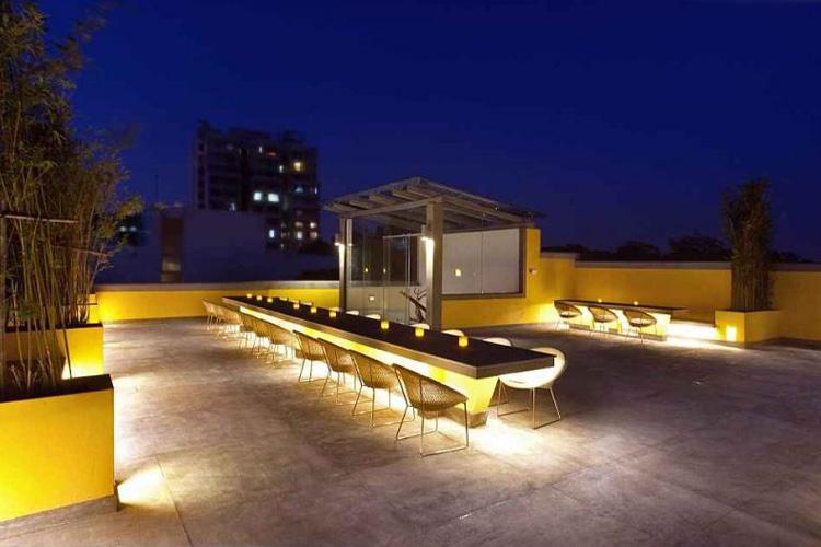 Terrace - Colombo Courtyard - Colombo