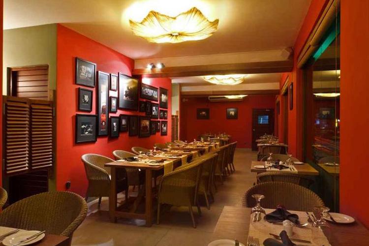 Restaurant - Colombo Courtyard - Colombo