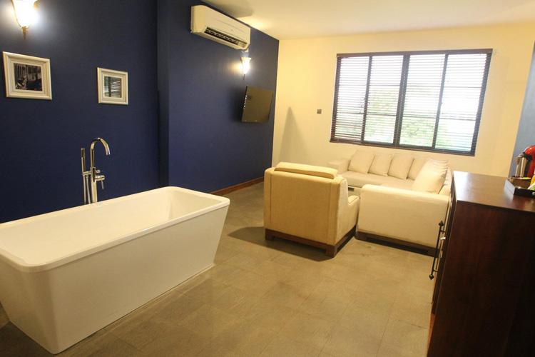 Bathroom - Colombo Courtyard - Colombo