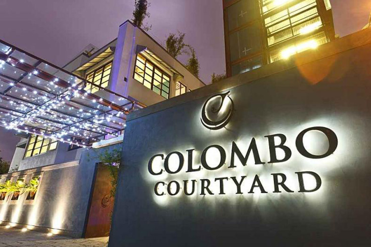 Facade - Colombo Courtyard - Colombo