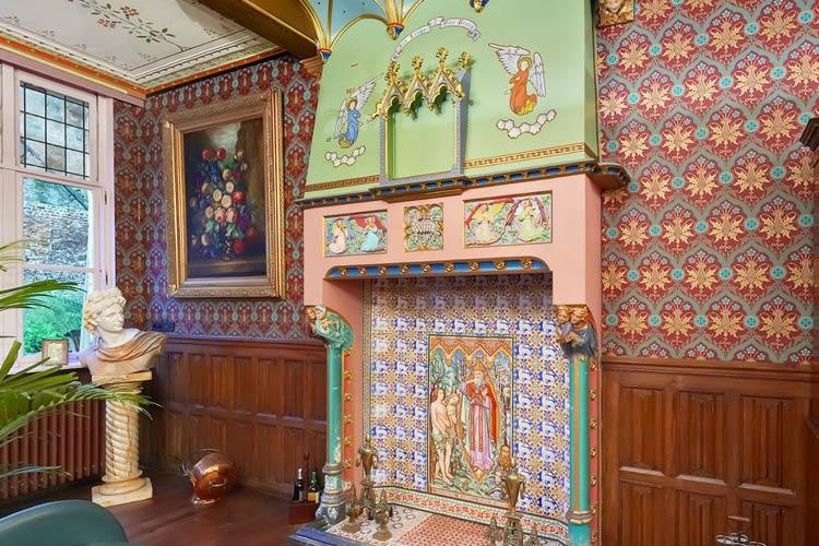 Grand Salon - Huis't Schaep - Bruges