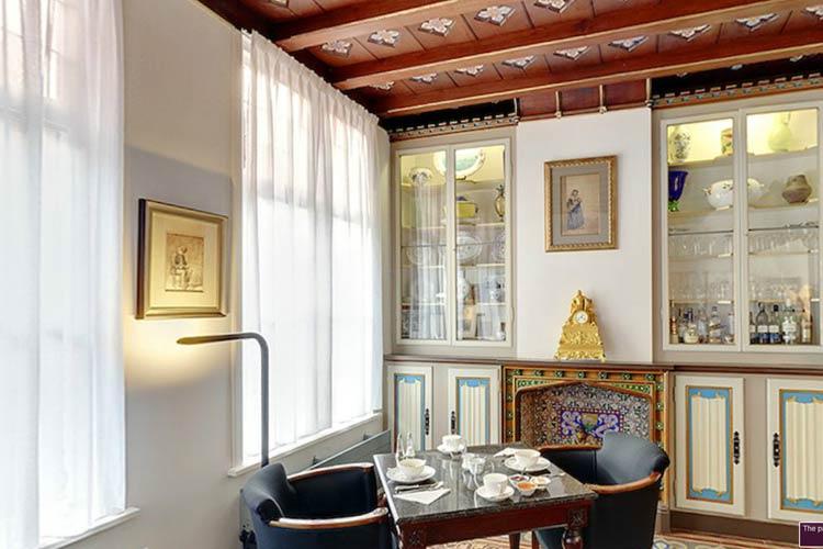 Breakfast Room - Huis't Schaep - Bruges