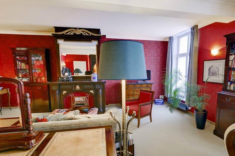 Rubens Suite - Huis't Schaep - Bruges