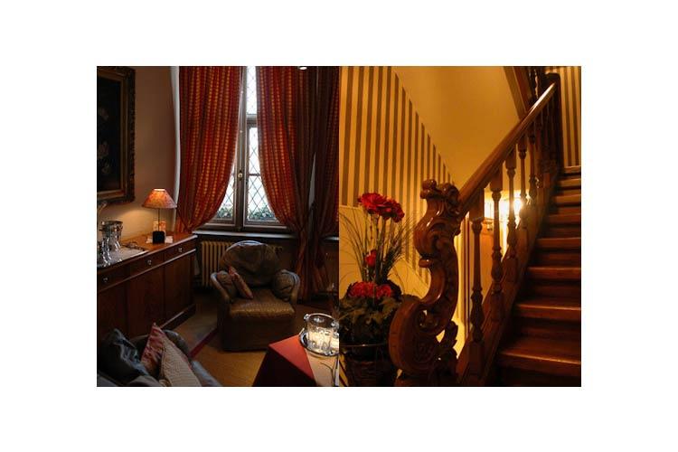 Living Room - Huyze die Maene - Bruges
