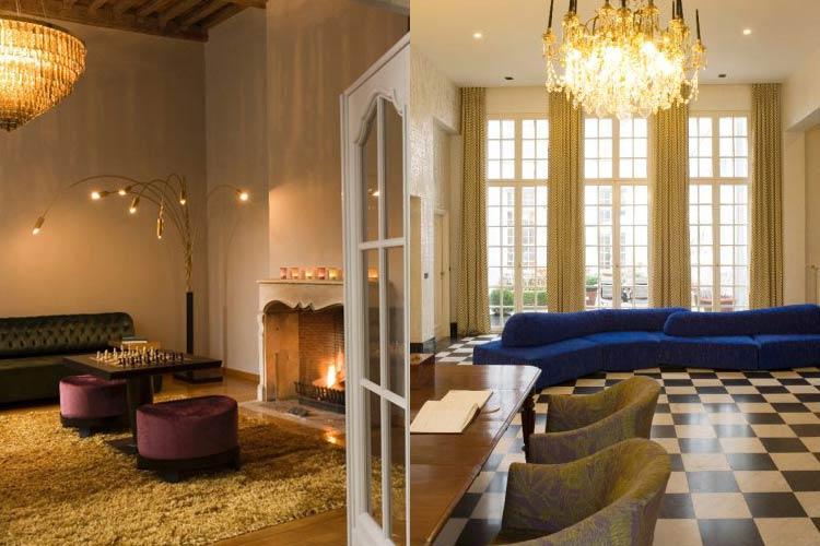 Living Room - De Witte Lelie - Antwerp