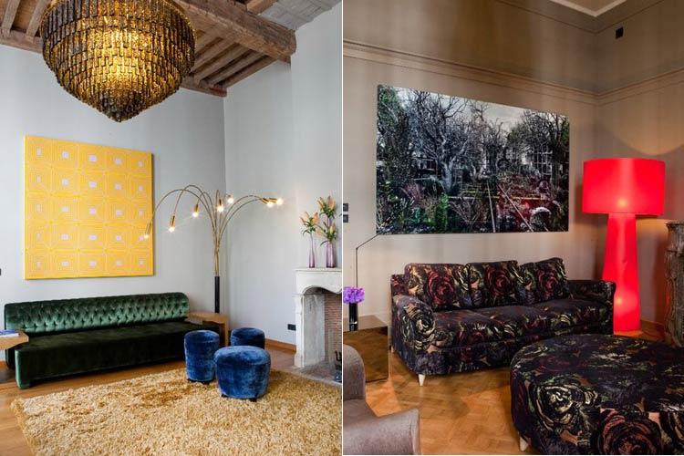 Living Rooms - De Witte Lelie - Antwerp