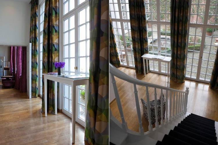 Staircase - De Witte Lelie - Antwerp