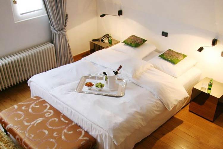 Duplex Double Room - De Witte Lelie - Antwerp