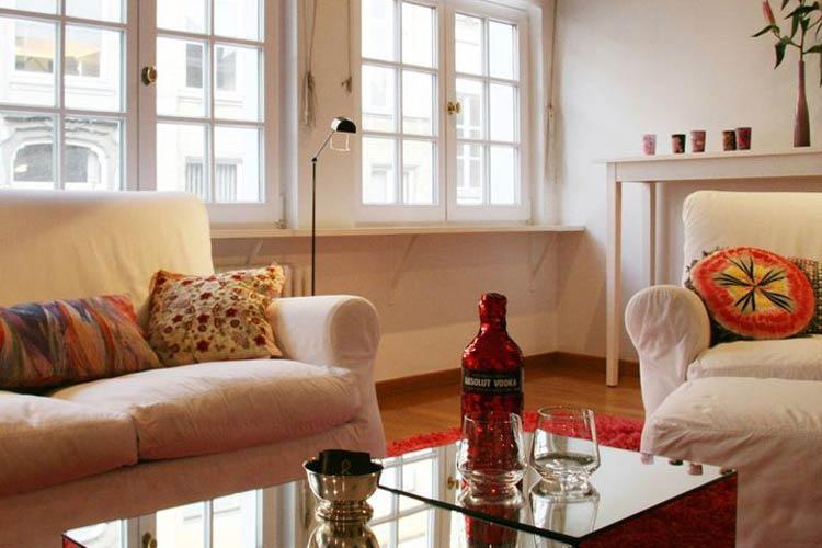 Suite - De Witte Lelie - Antwerp