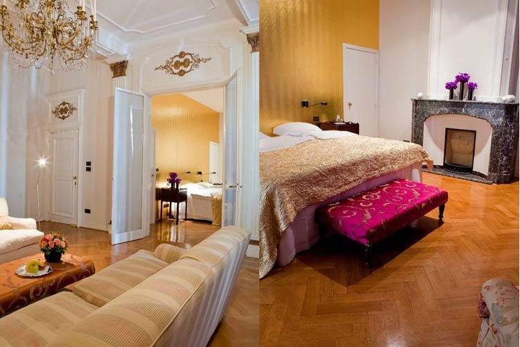 Presidential Suite - De Witte Lelie - Antwerp