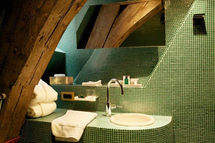 Bathroom - De Witte Lelie - Antwerp