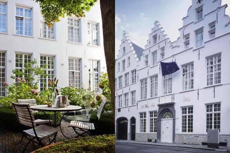 Facade - De Witte Lelie - Antwerp