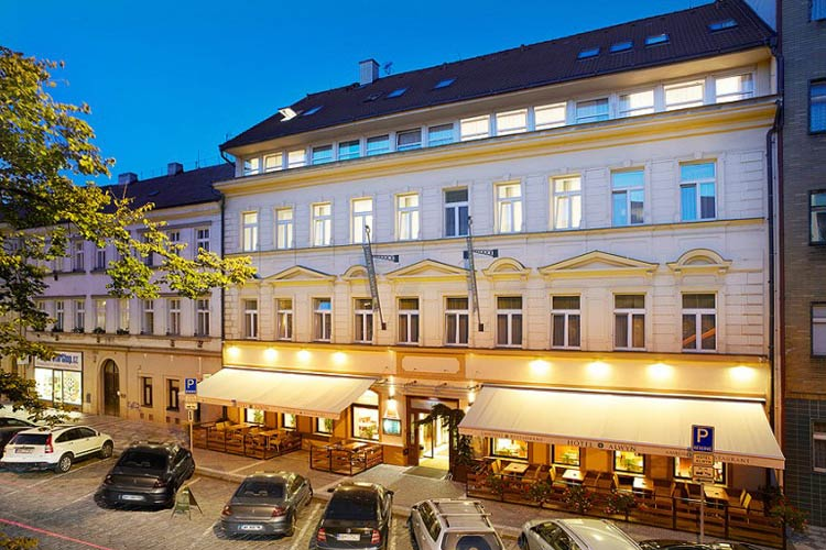 Hotel alwyn a boutique hotel in prague for Design boutique hotel prag