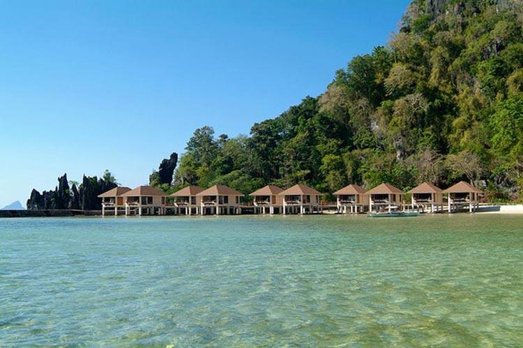 Lagen Island Resort Room Rates