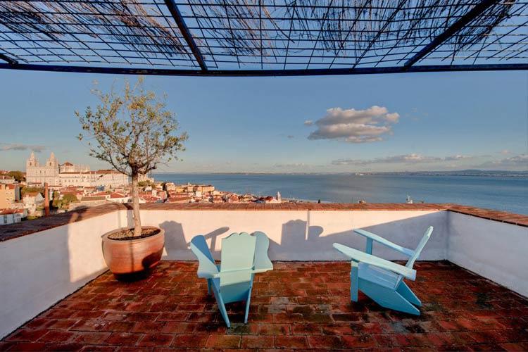 Palacio belmonte a boutique hotel in lisbon for Boutique hotels lisbon