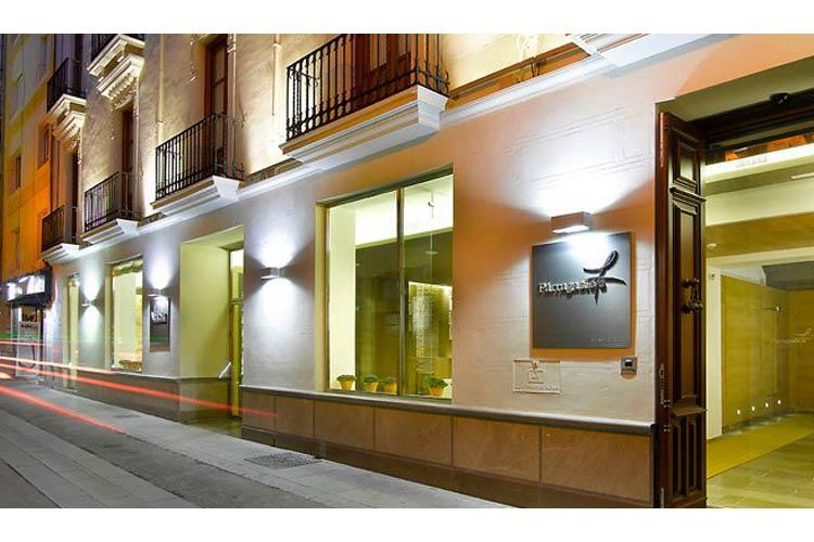 Facade - Hotel Párraga Siete - Grenade