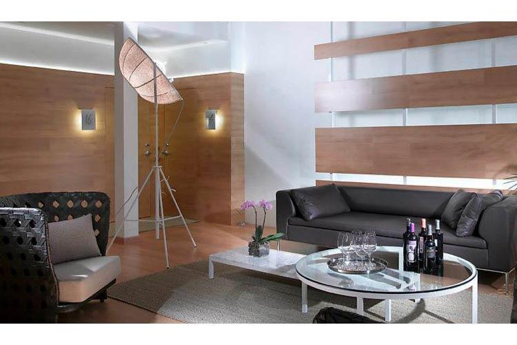 Living Room - Hotel Párraga Siete - Grenade