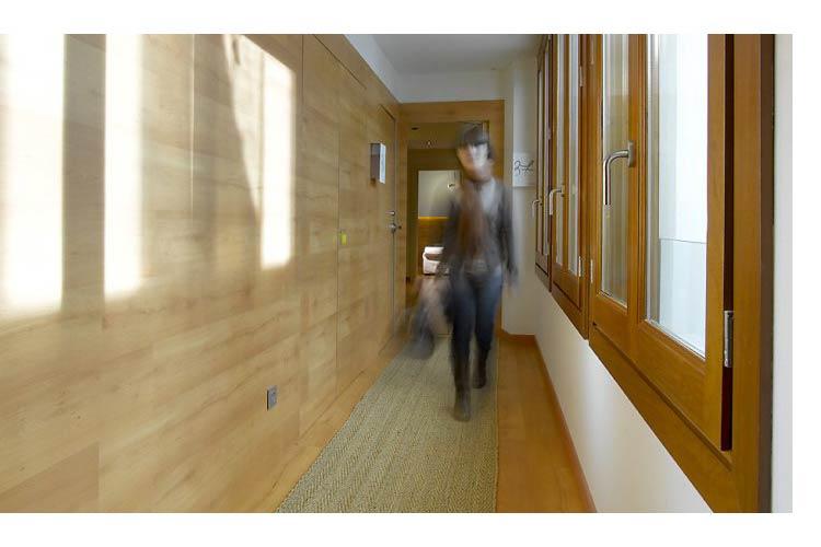 Corridor - Hotel Párraga Siete - Grenade