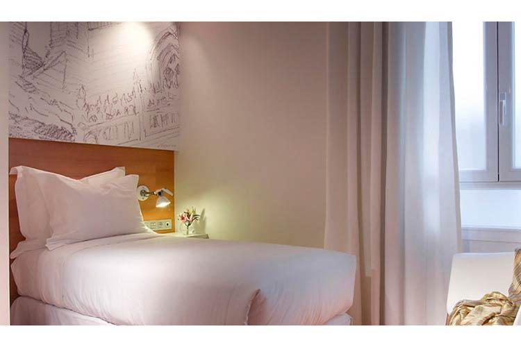 Standard Individual Room - Hotel Párraga Siete - Grenade