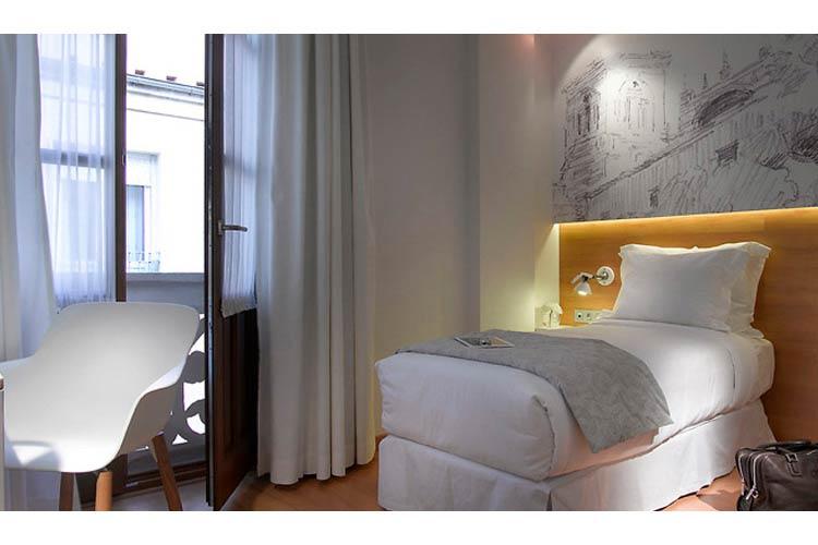 Deluxe Individual Room - Hotel Párraga Siete - Grenade