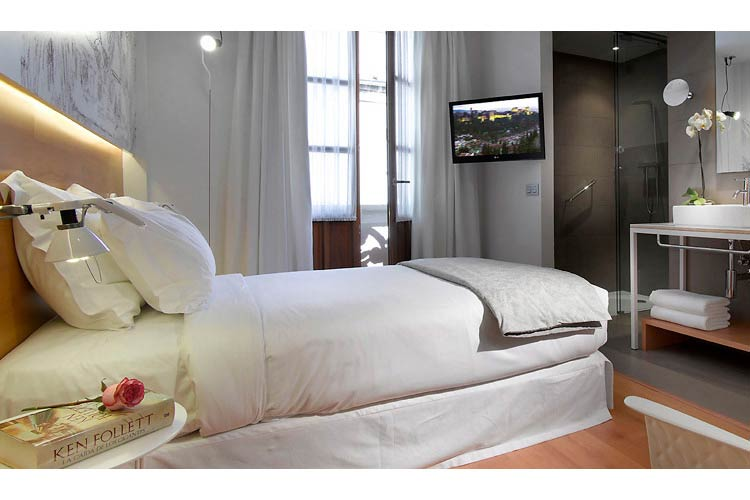 Deluxe Double Room - Hotel Párraga Siete - Grenade