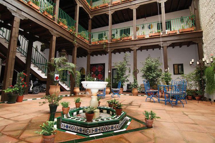El rey moro hotel boutique h tel boutique s ville for Hotel design seville