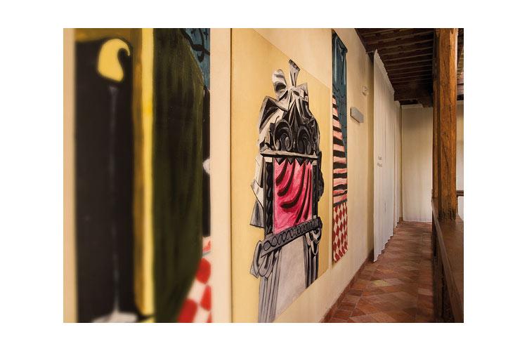 Corridor - Gar-Anat Hotel de Peregrinos - Grenade