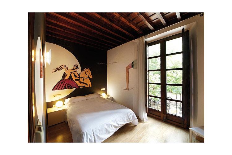 Retablo de Maese Interior - Gar-Anat Hotel de Peregrinos - Grenade
