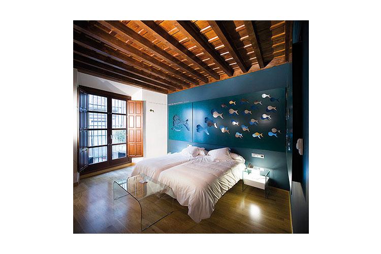 Cuidades Invisibles Double Room - Gar-Anat Hotel de Peregrinos - Grenade