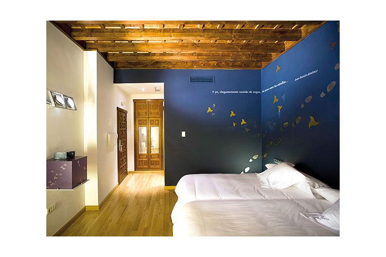 Balda del Jardin Eterno Superior - Gar-Anat Hotel de Peregrinos - Grenade