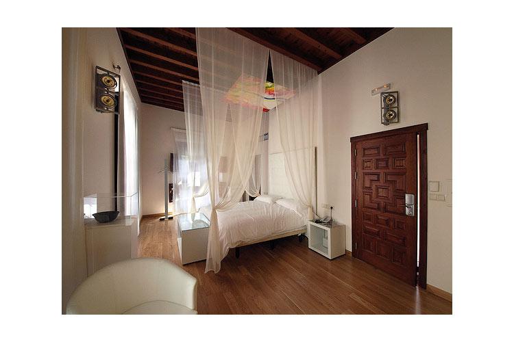 Serena de Amarillos Suite - Gar-Anat Hotel de Peregrinos - Grenade