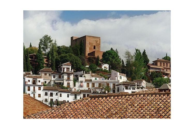 Views - Gar-Anat Hotel de Peregrinos - Grenade