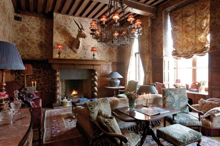 Living Room - Hotel de Orangerie - Bruges