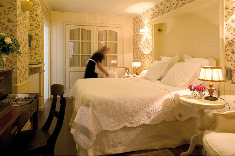 Gate Room - Hotel de Orangerie - Bruges