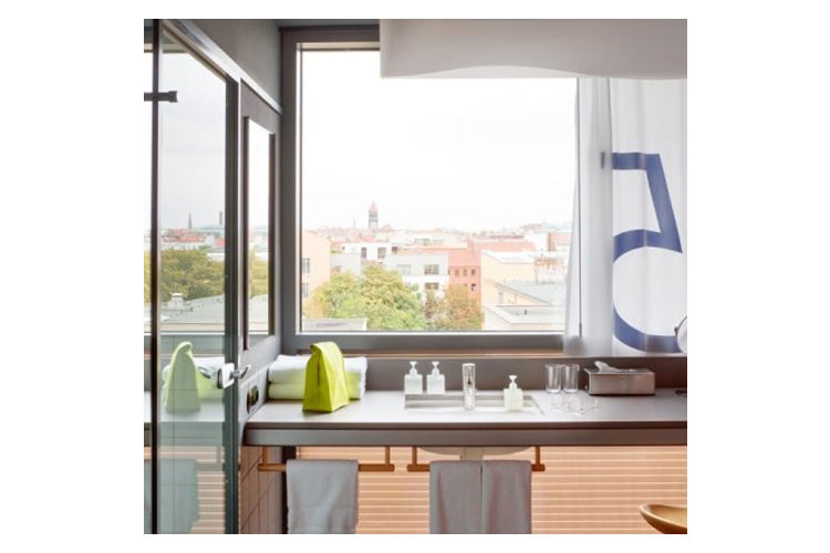 casa camper berlin ein boutiquehotel in berlin. Black Bedroom Furniture Sets. Home Design Ideas