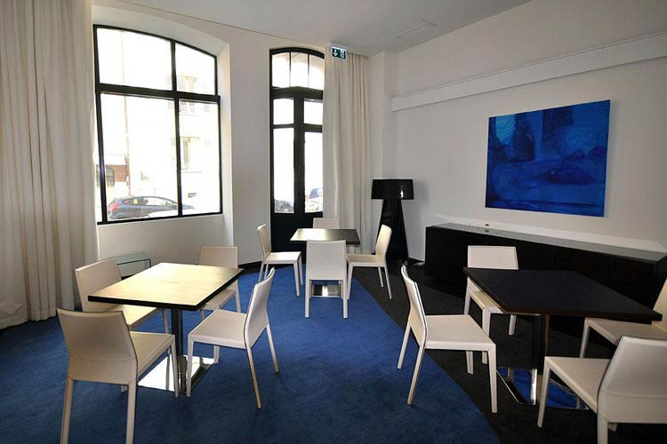 Business Room - Swiss Luxury Apartments - Genf
