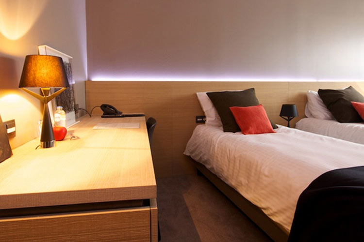 Double Room - Hotel Neuvice - Liege