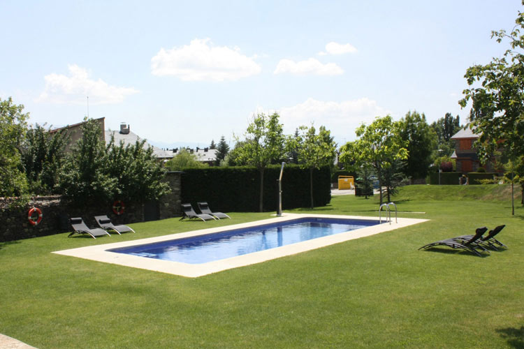 Swimming Pool - Bernat de So - Cerdanya