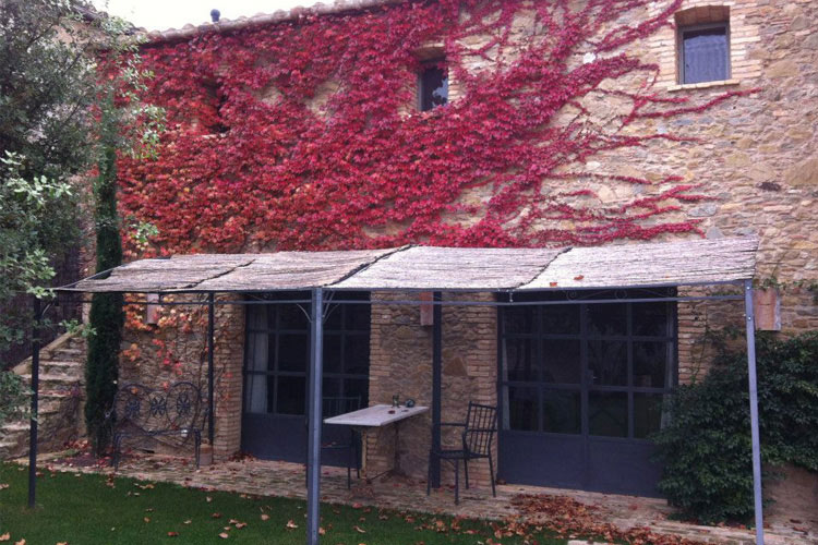 Courtyard - Can Bassa - Costa Brava