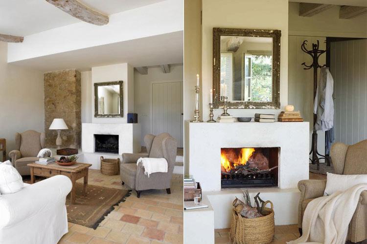 Living Room - Can Bassa - Costa Brava