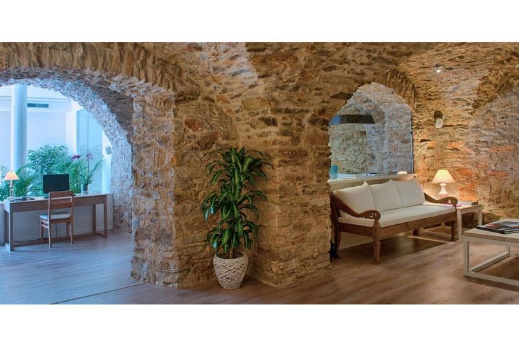 Lobby - El Petit Convent - Costa Brava