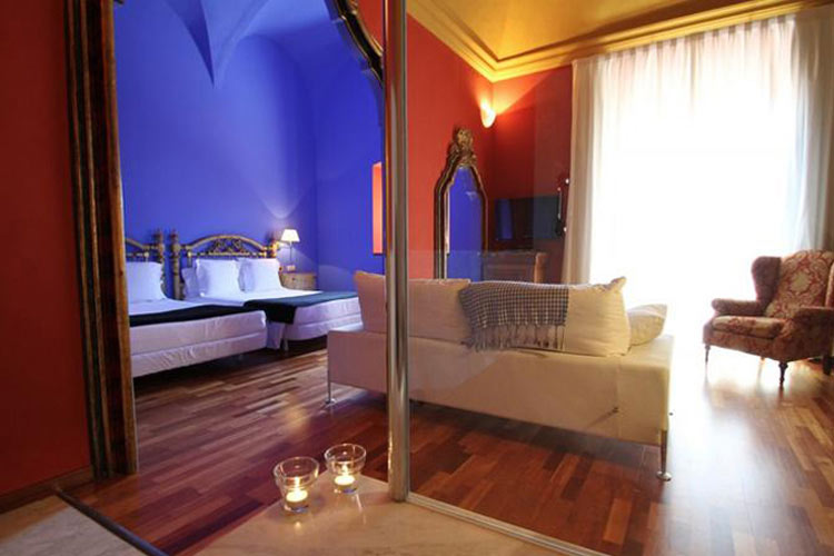 Suite - Hotel de la Moneda - Costa Brava
