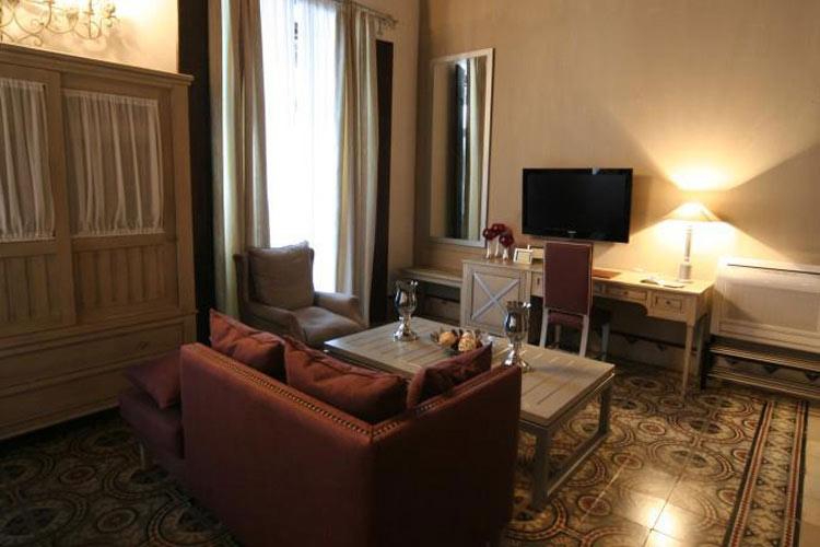 Living Room - Palacio San Bartolomé - El Puerto de Santa María