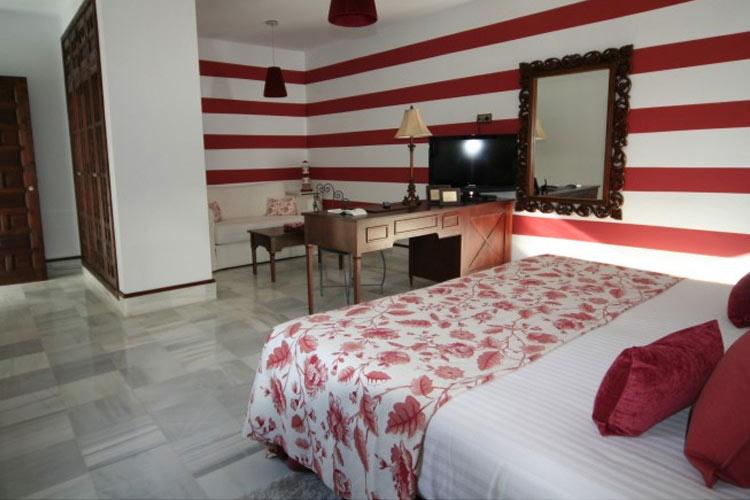 Junior Suite Vizarrin - Palacio San Bartolomé - El Puerto de Santa María
