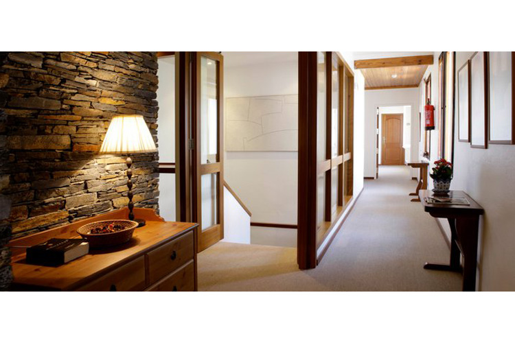 Corridor - Hotel Playa Sol - Costa Brava